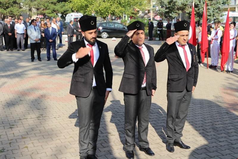 19 Eylül Gaziler Günü Anma Programı
