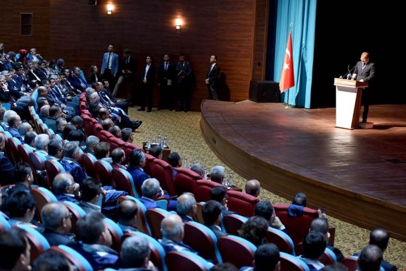 Uşak Üniversitesinin 2017-2018 Akademik Yılı açılış töreni