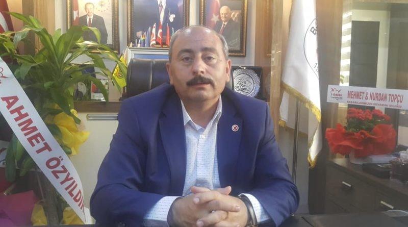 Banaz Belediye Başkanı Zafer Arpacı Banazlı Hemşehrilerine Teşekkür Etti