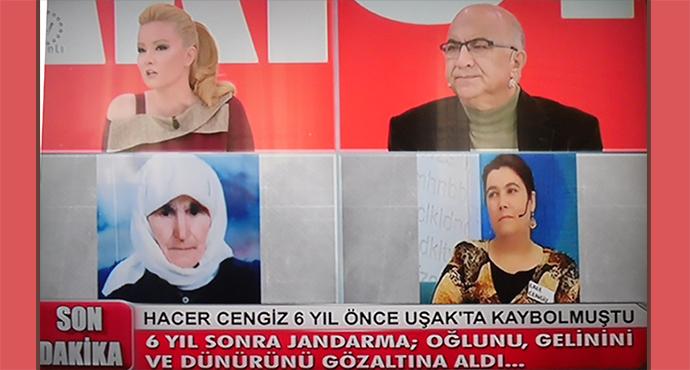 Banaz'ın Susuz Köyünde Kaybolan Hacer Cengiz İçin Gözaltılar Var