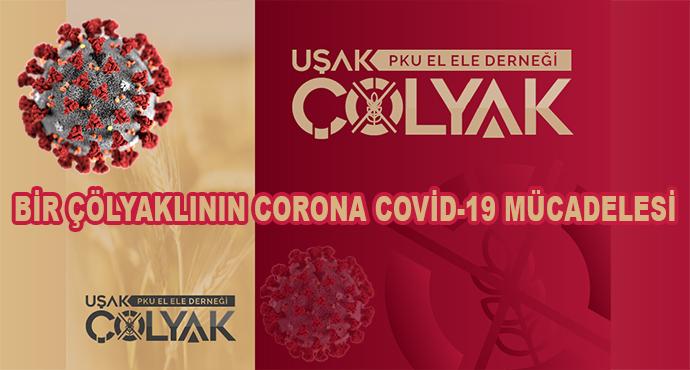 Bir Çölyaklının  Corona Covid-19 Mücadelesi