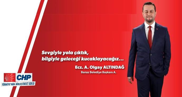 Eczacı A.Olgay Altındağ Yeni Yıl Mesajı