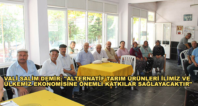 Vali Salim Demir: