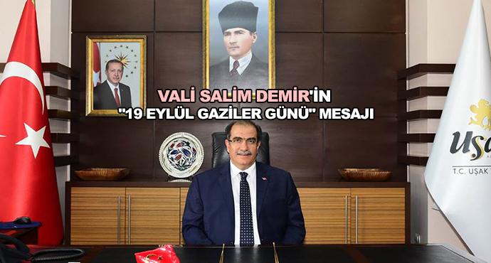 Vali Salim Demir'in