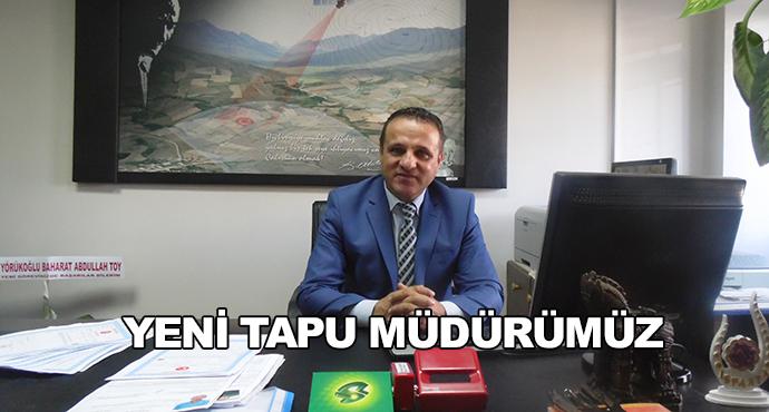 Yeni Tapu Müdürü