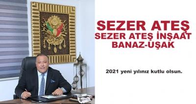 2021 yeni yılınız kutlu olsun.