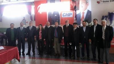 Chp  Banaz İlçe Kongresi, Etem Erdem'le Devam Dedi