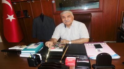 Efsane Başkan Sadettin Öztürk'ü Ziyaret Ettik