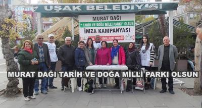 Murat Dağı Tarih Ve Doğa Milli Parkı Olsun