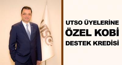 UTSO Üyelerine Özel Kobi Destek Kredisi