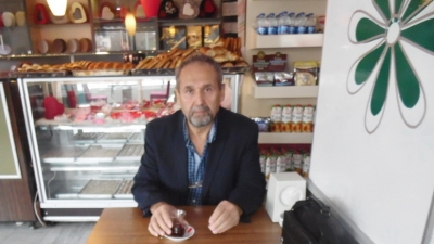"""""""Veda"""" Romanının Yazarı Banaz'lı Yazar Sami Samancı Sitemize Açıklamalarda Bulundu"""